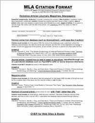 003 Mla Research Paper Citation Example Model Museumlegs