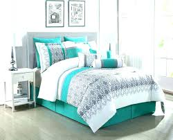 solid teal bedding teal twin comforter teal and white comforter set gray and white bedding reversible solid teal bedding
