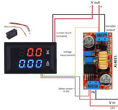 wiring digital voltmeter wiring diagram online 12 volt amp gauge wiring diagram power supply digital voltmeter ammeter wrong reading electrical power supply wiring (edit ) sorry for
