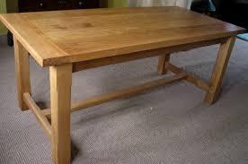 Small Oak Kitchen Tables Oak Kitchen Table Ideas The Kitchen Inspiration