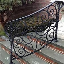 outside stair railing designs. exterior stair railing outside designs
