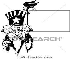 7 月4日 ブランク 空想 フレーム 休日 独立記念日 愛国心が強い 長方形 叔父 Sam 米国 アメリカ