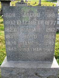 Jacob Harlan (1808-1881) - Find A Grave Memorial