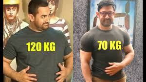 Aamir Khan Weight Loss From 120 Kg To 70 Kg Watch Video