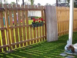 Small Picture garden fence ornaments nz Garden Fence Decorations Style Home