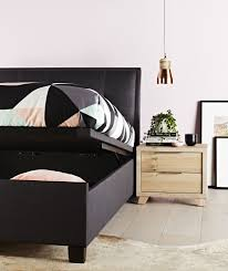Perth Bedroom Furniture Accent Bedroom Furniture Gas Lift Base