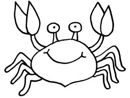 Small Picture Luxury Crab Coloring Page 84 For Coloring Print with Crab Coloring