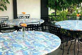 round elastic table cover fitted vinyl table cloth fitted round tablecloth vinyl outdoor tablecloths fitted a