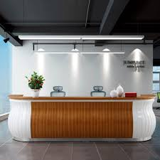 office front desk design design. Office Front Desk Design 2016 New Reception Table For Big Space . S