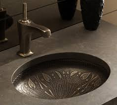 cast bronze sink new undermount
