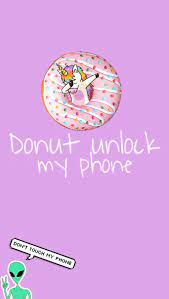 Dont Touch My Phone Unicorn ...
