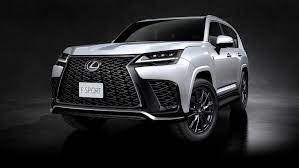 2022 Lexus LX 600 and LX 500d revealed, Australian debut confirmed