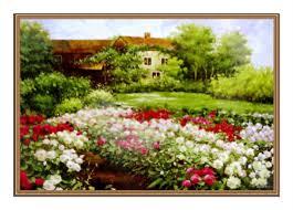Тънкостите на лятната резитба на цветна градина. Kartina Cvetna Gradina