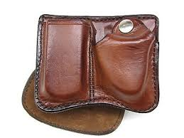 Magazine And Handcuff Holder Gorgeous Leather Pouches Holsters Handcuffs Collection On EBay