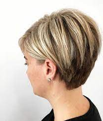 chic short haircuts for women over 50