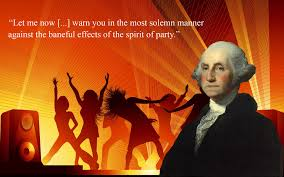 George Washington Quote Gorgeous Excerpt From George Washington's Farewell Address [wallpaper