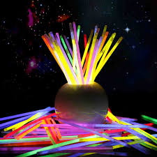 glow in the dark lighting. 100pcs multi color ritium glow in dark party lights brancelets glowsticks wedding decoration flashing led toys the lighting g