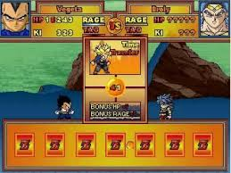 dragon ball ultimate showdown