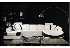 Sell Black and White Leather