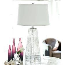 drexel heritage lamp mercury glass set silver table lamps t46