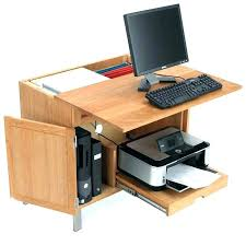compact computer desk with storage printer storage cabinet compact computer desk with storage harbor view computer compact computer desk