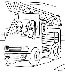 S Lection De Dessins De Coloriage Pompier Imprimer Sur Laguerche Dessin De Pompier A Imprimer L