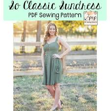Sundress Patterns Awesome So Classic Sundress Patterns For Pirates