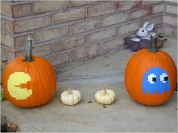 pac man pumpkins cool mom tech