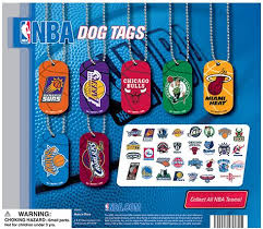 Dog Tag Vending Machine Locations Impressive Buy NBA National Basketball Association Dog Tags Vending Capsules