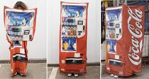 Vending Machine Costume Awesome Vending Machine Costume Costume Pop