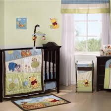 Friendship Pooh 4 Piece Crib Bedding Set