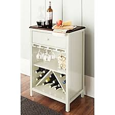 white wine rack cabinet. Chatham House Baldwin Wine Cabinet White Rack S