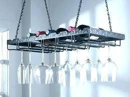 hanging glass rack hanging wine glass rack hanging wine glass rack hanging stemware rack hanging wine