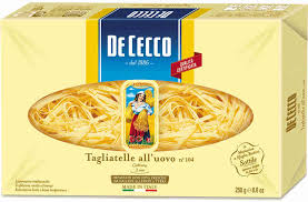 <b>Макароны De Cecco</b> 104 Tagliatelle 250г - купить с доставкой в ...