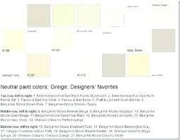 Off White Color Chart Off White Color Chart Paintingcanvas Info