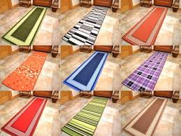 long short narrow small door mats washable kitchen rugs hall within long short narrow small door