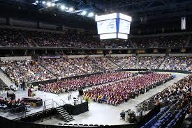 Graduations Commencements Toyota Arena