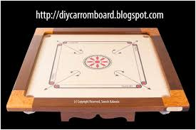 Diy Carrom Board How To Make Your Own Diy Carrom Board