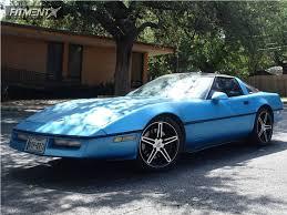 1 1990 corvette chevrolet mid america motorworks lowering springs cray brickyard machined
