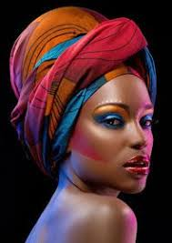 Ankara Xclusive: Latest Ankara Headwrap Style 2018 That Will Blow Your Mind    African american women hairstyles, Head wraps, African