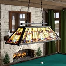 billiard room lighting. Bush Pool Table Light Billiard Room Lighting