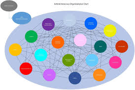 Holacracy Org Chart Organization Complexity Airbnb Oh Geez