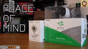 Netgear Arlo Pro & Arlo Q Camera Review | Peace of mind in a box