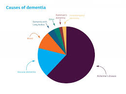 Types Of Dementia Chart What Is Dementia