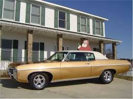 1969 Chevrolet Caprice for Sale   ClassicCars.com   CC-64336