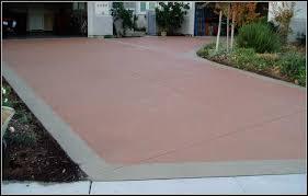 concrete paint colors patio