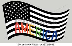american flag word art american flag waving with word america american flag waving in
