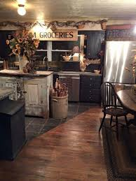Primitive Kitchen Ideas