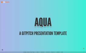 Gitpitch Slideshow Presentation Templates – Hacker Noon