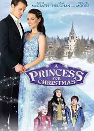 A Princess for Christmas: Katie McGrath, Roger Moore ... - Amazon.com